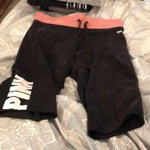 PINK VS Capri Leggings